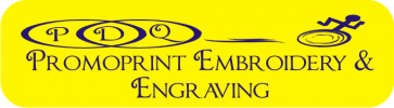 PDQ Promoprint Embroidery & Engraving